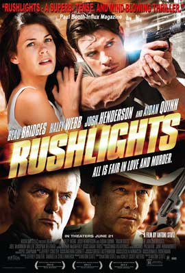 Rushlights - 11 x 17 Movie Poster - Style A