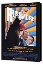 Rushmore - 11 x 17 Movie Poster - Style A - Museum Wrapped Canvas
