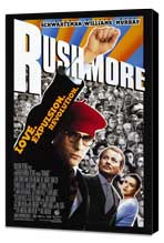 Rushmore - 11 x 17 Movie Poster - Style B - Museum Wrapped Canvas