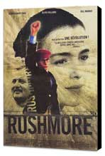 Rushmore - 11 x 17 Movie Poster - French Style A - Museum Wrapped Canvas
