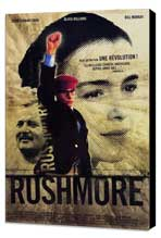 Rushmore - 27 x 40 Movie Poster - French Style A - Museum Wrapped Canvas