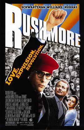 Rushmore - 11 x 17 Movie Poster - Style B