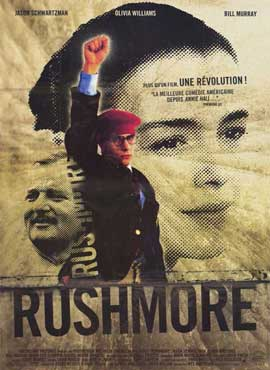 Rushmore - 11 x 17 Movie Poster - French Style A
