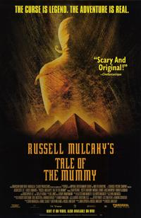 Russell Mulcahys Tale of the Mummy - 11 x 17 Movie Poster - Style A