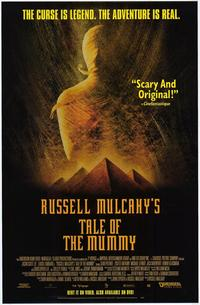 Russell Mulcahys Tale of the Mummy - 27 x 40 Movie Poster - Style A