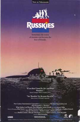 Russkies - 11 x 17 Movie Poster - Style A