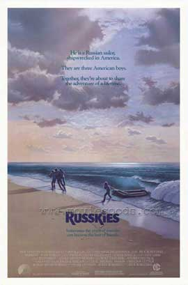 Russkies - 11 x 17 Movie Poster - Style B