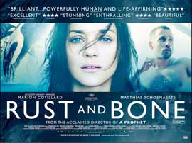 Rust and Bone - 22 x 28 Movie Poster - Style A