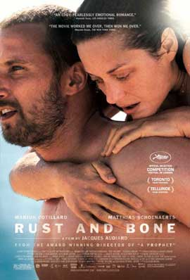 Rust and Bone - 11 x 17 Movie Poster - Style A