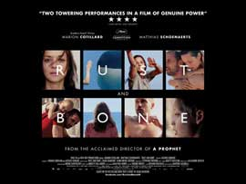 Rust and Bone - 22 x 28 Movie Poster - Style B