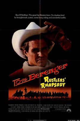 Rustler's Rhapsody - 11 x 17 Movie Poster - Style A