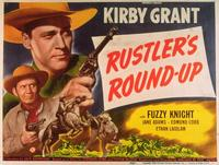 Rustlers Round-Up - 11 x 14 Movie Poster - Style A