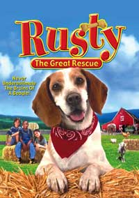 Rusty: A Dog's Tale - 11 x 17 Movie Poster - Style A