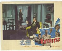 Ruthless - 11 x 14 Movie Poster - Style A