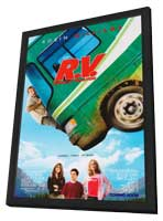 RV - 11 x 17 Movie Poster - Style B - in Deluxe Wood Frame