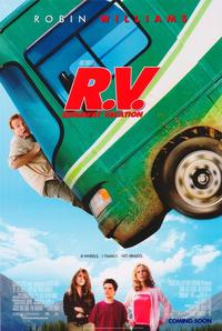 RV - 43 x 62 Movie Poster - Bus Shelter Style B