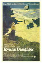 Ryan's Daughter - 27 x 40 Movie Poster - Style A