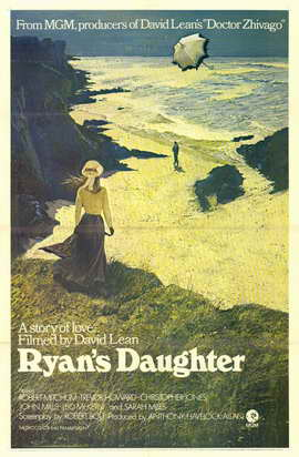 Ryan's Daughter - 11 x 17 Movie Poster - Style A