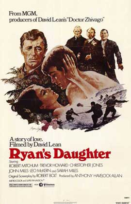 Ryan's Daughter - 11 x 17 Movie Poster - Style B