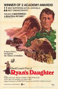 Ryan's Daughter - 11 x 17 Movie Poster - Style D