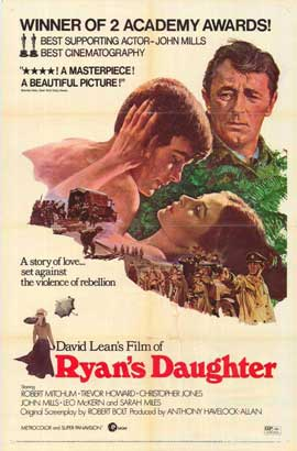Ryan's Daughter - 27 x 40 Movie Poster - Style B