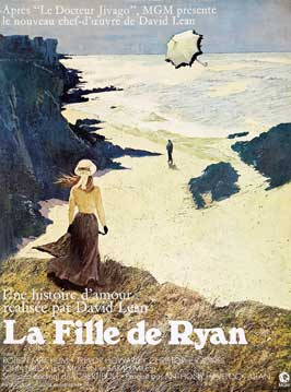 Ryan's Daughter - 11 x 17 Movie Poster - French Style B