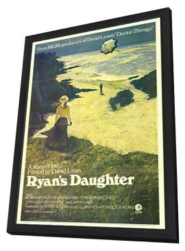 Ryan's Daughter - 11 x 17 Movie Poster - Style A - in Deluxe Wood Frame