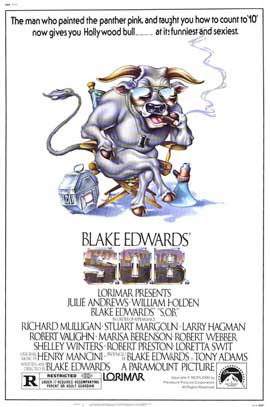 S.O.B. - 11 x 17 Movie Poster - Style A