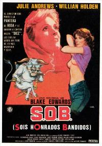 S.O.B. - 11 x 17 Movie Poster - Spanish Style A
