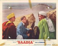 Saadia - 11 x 14 Movie Poster - Style D
