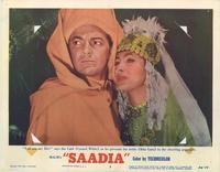 Saadia - 11 x 14 Movie Poster - Style E