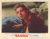 Saadia - 11 x 14 Movie Poster - Style F