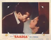 Saadia - 11 x 14 Movie Poster - Style G