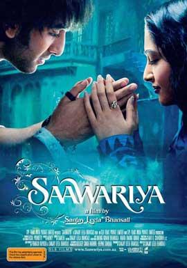 Saawariya - 27 x 40 Movie Poster - Australian Style A