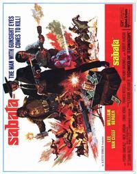Sabata - 22 x 28 Movie Poster - Half Sheet Style A