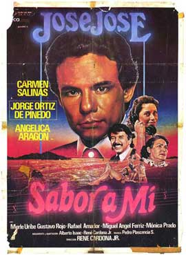 Sabor a mi - 11 x 17 Movie Poster - Spanish Style A