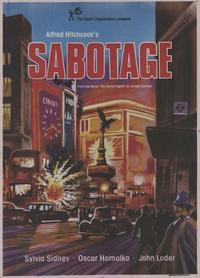 Sabotage - 11 x 17 Movie Poster - Style C