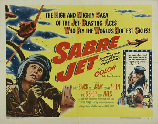 Sabre Jet movie