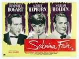 Sabrina - 30 x 40 Movie Poster - Style B