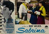 Sabrina - 11 x 14 Poster French Style E