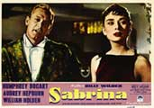 Sabrina - 11 x 14 Movie Poster - Style D