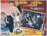 Sabrina - 11 x 14 Movie Poster - Style H