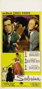 Sabrina - 13 x 28 Movie Poster - Italian Style A