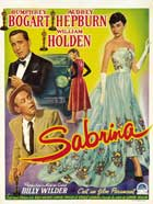 Sabrina - 11 x 17 Movie Poster - Belgian Style A