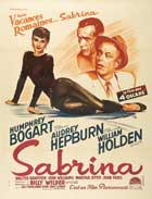 Sabrina - 43 x 62 Movie Poster - French Style A