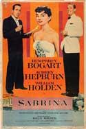 Sabrina - 11 x 17 Movie Poster - Style P