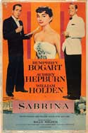 Sabrina - 27 x 40 Movie Poster - Style N