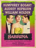 Sabrina - 27 x 40 Movie Poster - Style O