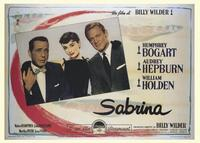 Sabrina - 11 x 17 Movie Poster - Style B