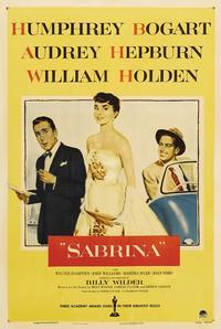 Sabrina - 27 x 40 Movie Poster - Style B